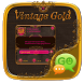 Vintage Gold SMS by GO T-Me