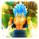Goku Bloody Fusion Xenoverse by Topz Star Lab