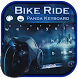 Bike theme by Echo Keyboard Theme