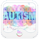 Accept Autism Keyboard Theme by Sexy Apple