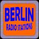 Berlin Radio Stations by Tom Wilson Dev