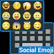 Emoji keyboard - Social Emoji by Smart Tools App@2016