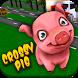 Crossy Pigs Game by Juegos de Chicas y Chicos Gratis