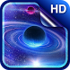 Galaxy Live Wallpaper by Dream World HD Live Wallpapers