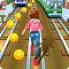 Subway Princess Runner by Rioo
