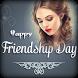 Happy Friendship Day Photo Frame 2017 by World Dex