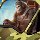Angry Mad King Kong : Rampage Gorilla City Smasher