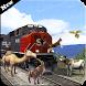 Farm Animal Transport Train: Rail Cargo Simulator by Hawks Heaven Game Studio (H2S)