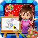 Kids Teacher Classroom Story by Kids Fun Studio