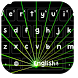 Hologram Neon Keyboard Themes by beautifulwallpaper
