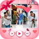 Love movie maker by Multimedia video