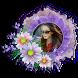 Flower Love Photo Frames by Editor de Fotos