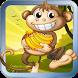 monkey banana run adventure by lina nina