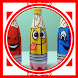 Craft Idea for Recycled Bottle by Numoki