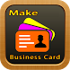 Make Your Business Card Easy by DevMegaApp