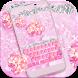 Pink diamond Keyboard Theme by NeoStorm We Heart it Studio