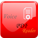 Voice PDF Reader by dwiinapps