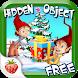 Christmas Fairytales FREE by SecretBuilders Games