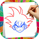 How to Draw DBZ Tutorial by Jack Reacher