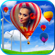 Air Balloon Photo Frames HD by One key