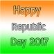 Happy Republic Day India 2017 by Sociork