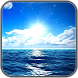Blue Ocean Live Wallpaper Free by shixulong5320