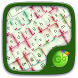 Colorful Butterflies GO Keyboard Theme by Keyboard Fashion New