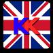 KlearKeys UK Flag Keyboard by Touchscape Software