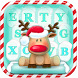 Merry Christmas Keyboard Theme by True Fashionista Apps