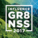 Influence Greatness 2017 by CrowdCompass by Cvent