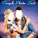 Couple Photo Suit : Love Couple Photo Suit by Men Hair Style Photo