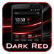 Dark Red HD Backgrounds by New CM Launcher Theme