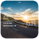 Sunrise weather widget/clock by Widget Innovation