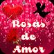 Poemas de rosas roja de amor by corazonapps