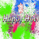 Happy Holi SMS by SILVER SOFT TECH