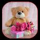 Cute Teddy Bear Live Wallpaper by Dang Son Mai