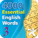 4000 Essential English Words 3 by Compass Publishing