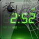 Night Stand Clock: Halloween by CrewBeat