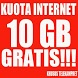 GRATIS KUOTA 10 GB by Brinki Digital