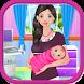Baby birth girls games by Ozone Development