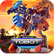 Tobot car 3D wallpaper HD by Arbanatz Games, LLC