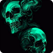 Hell Skull Icon packs by Backgrounds and Anime Launcher