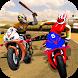 Bike Attack Extreme Traffic Race by Saga Games Inc