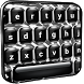 Black And White Keyboard Style by Girls Best Apps