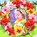 Flower Photo Frames by Cool Photo Frames