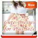 Cute Dresses for Plus Size by Adeliascu