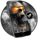 Hell Death Skull Horror Theme by My Lovely Android Themes 2018