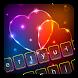 Electric Love Keyboard Theme by Keyboard Dreamer