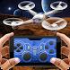 Flight Drone Mars Simulator by Train And Car Games