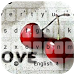 Cherry Love Keyboard by Keyboard Creative Park